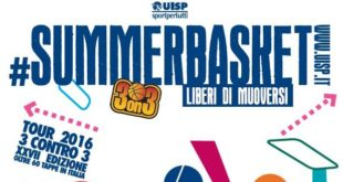 Mercogliano, summerbasket tour