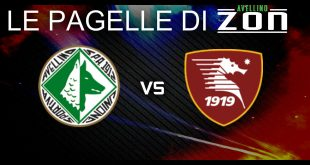 Avellino, Salernitana, pagelle, derby