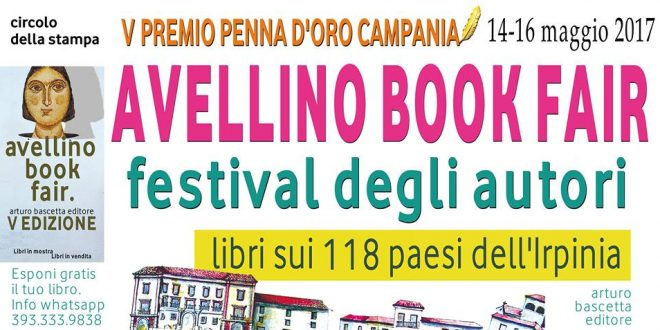 avellino book fair